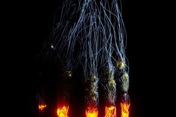 TILT BRUSH VRHUMAN Vladimir Ilic vr hand interaction design art