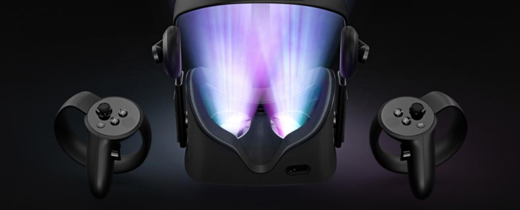 Virtual Reality Headset for Art